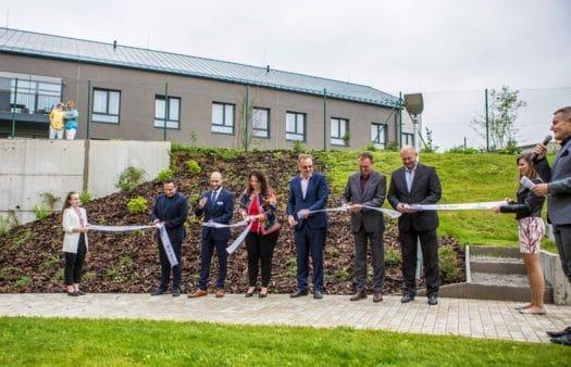 Slavnostně jsme otevřeli nový domov pro seniory v Chotěboři