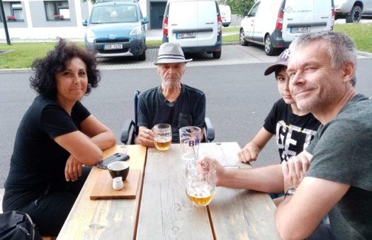 Mezinárodní den piva vSeniorCentru Plzeň